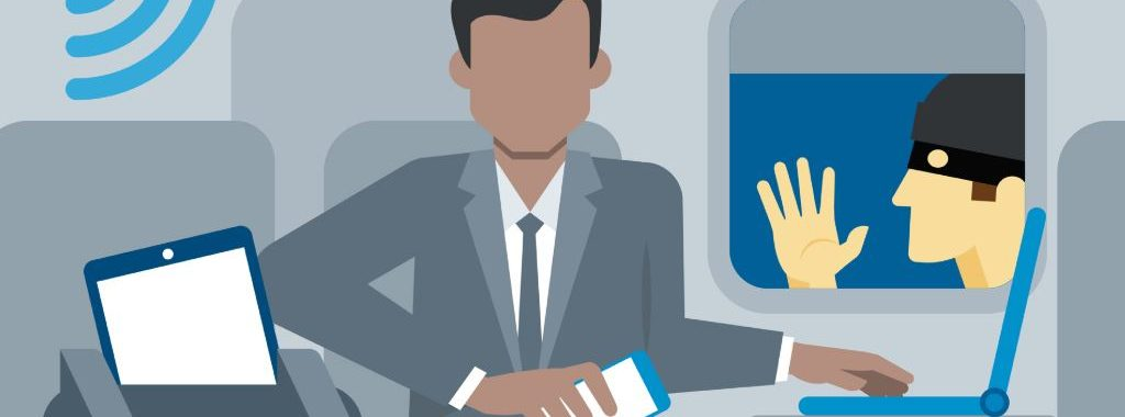 cybersecurity business travel