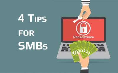 4 Tips to Help SMBs Defeat Ransomware
