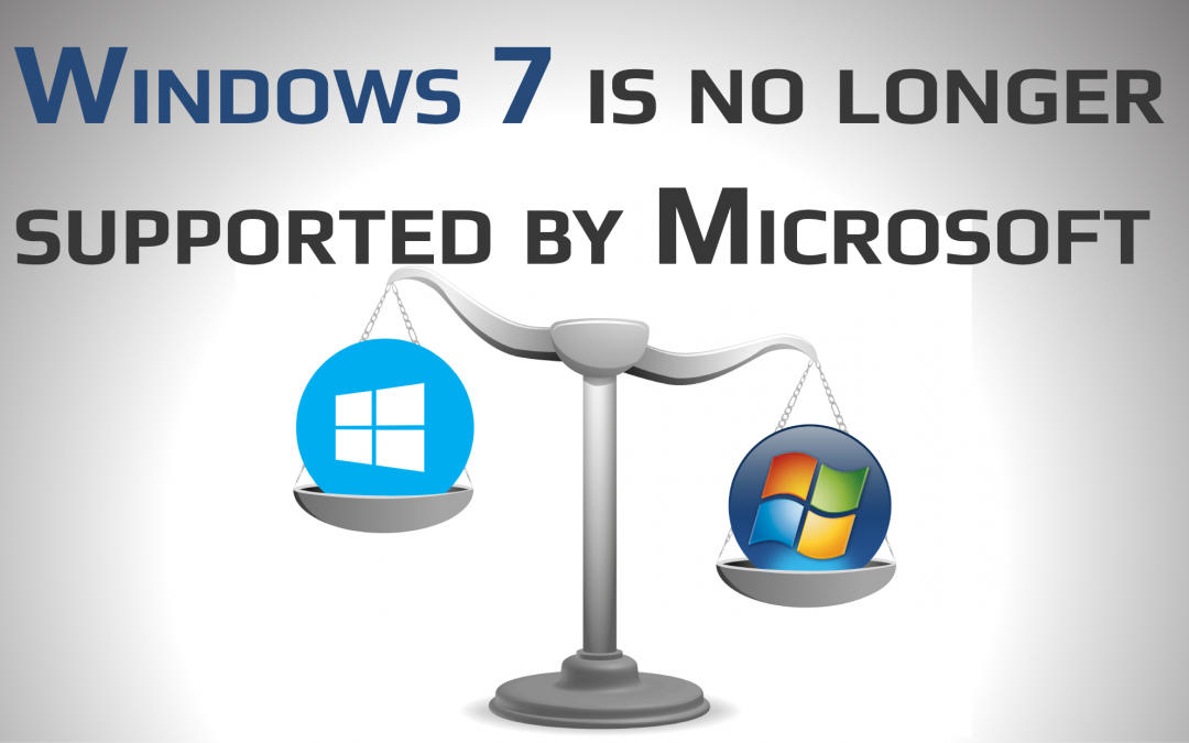 Windows 7 is Dead