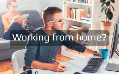 5 Secure Ways to Work from Home