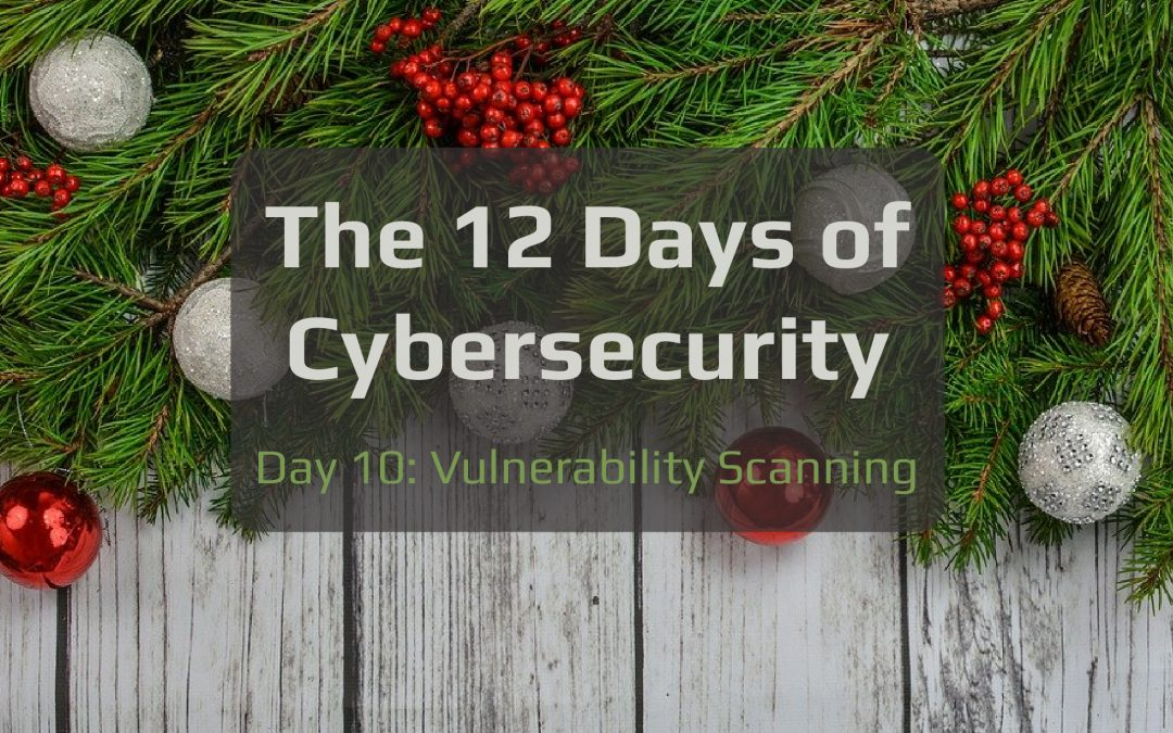 The 12 Days of Cybersecurity: Day 10