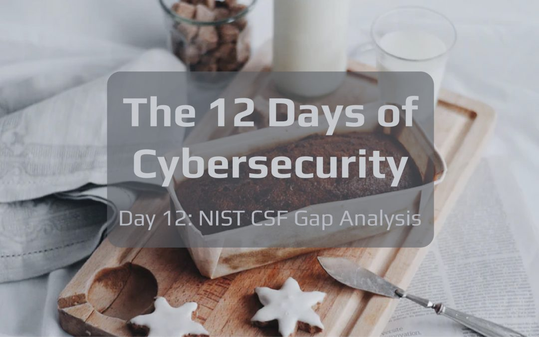 The 12 Days of Cybersecurity: Day 12