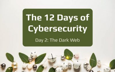 12 Days of Cybersecurity: Day 2