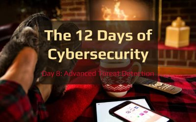 12 Days of Cybersecurity: Day 8