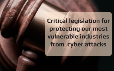 New Cybersecurity Legislation for Connecticut Businesses